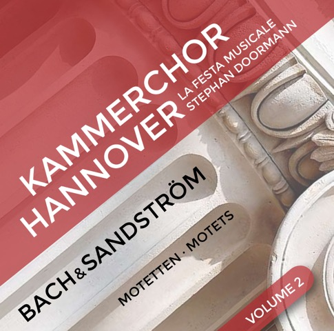 Bach Sandstrom 2 Cover
